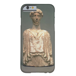 Statuette of Persephone, Attic, c.500 BC (terracot Barely There iPhone 6 Case