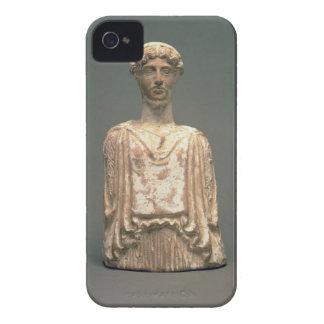 Statuette of Persephone, Attic, c.500 BC (terracot iPhone 4 Case