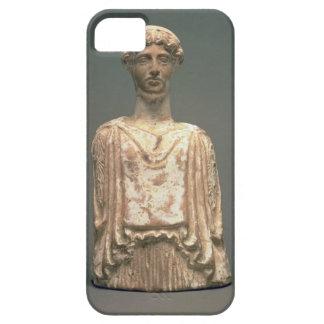 Statuette of Persephone, Attic, c.500 BC (terracot iPhone SE/5/5s Case