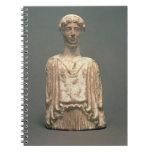 Statuette of Persephone, Attic, c.500 BC (terracot Spiral Notebooks