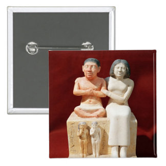 Statuette of the dwarf Seneb and his family Button