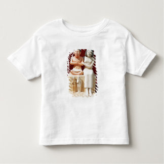 Statuette of the dwarf Seneb and his family T Shirts