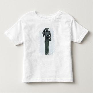 Statuette of the goddess Bastet Tee Shirts