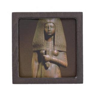 Statuette of the Tuya, head of the harem of Min, N Jewelry Box
