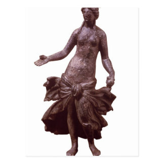 Statuette of Venus, late 1st or 2nd century AD Postcard