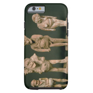 Statuettes of Actors and Actresses, Hellenistic, c Tough iPhone 6 Case
