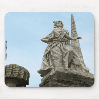 Statute of Fortidude in Bamberg Mouse Pads