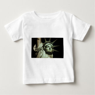 Staue of Liberty Baby T-Shirt