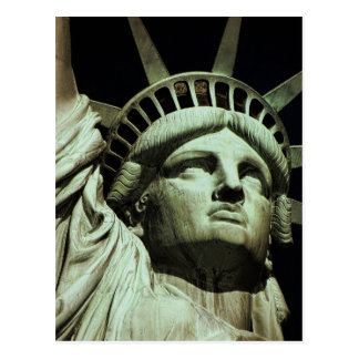 Staue of Liberty Postcard