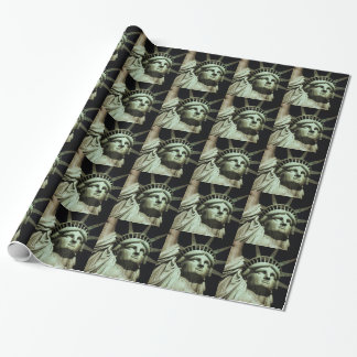 Staue of Liberty Wrapping Paper