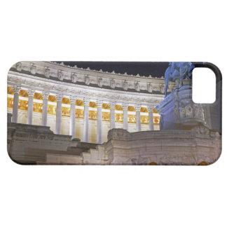 Staue y columnas en el monumento Vittorio iPhone 5 Case-Mate Carcasas