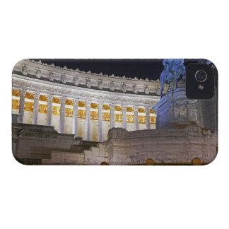 Staue y columnas en el monumento Vittorio Case-Mate iPhone 4 Carcasa