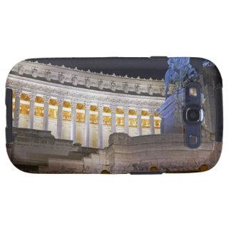 Staue y columnas en el monumento Vittorio Samsung Galaxy S3 Cárcasa