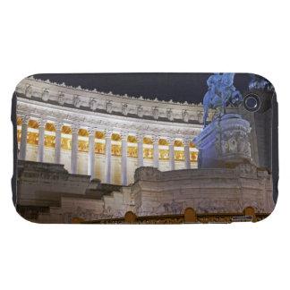 Staue y columnas en el monumento Vittorio iPhone 3 Tough Coberturas