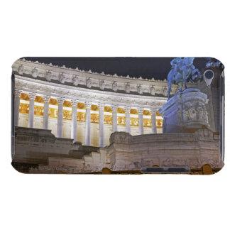 Staue y columnas en el monumento Vittorio Barely There iPod Coberturas