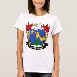 Stauffer Family Crest T-Shirt