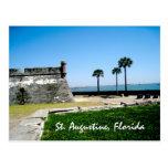 Staugustinefort, St Augustine, la Florida Postal