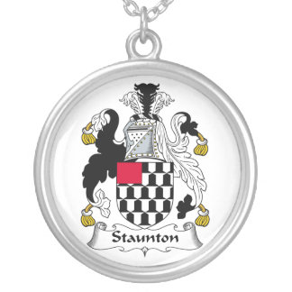 Staunton Family Crest Necklace