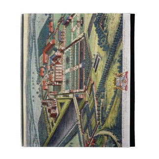 Staunton Harold in the county of Leicester engrave iPad Folio Cases