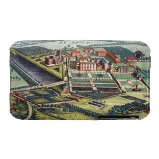 Staunton Harold in the county of Leicester engrave iPhone 3 Case-Mate Case