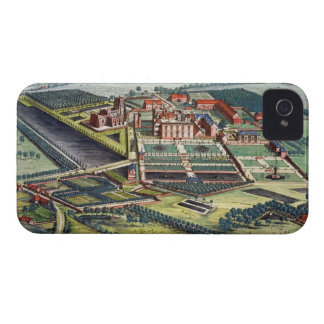 Staunton Harold in the county of Leicester engrave iPhone 4 Case-Mate Case