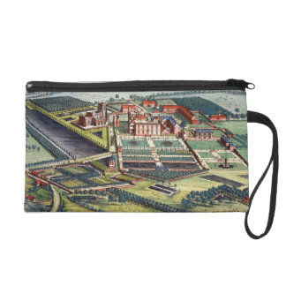 Staunton Harold in the county of Leicester engrave Wristlet