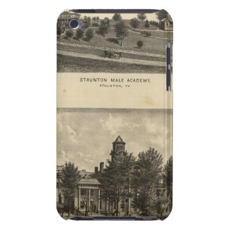 Staunton Male Academy Barely There iPod Cases