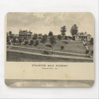 Staunton Male Academy Mouse Pad