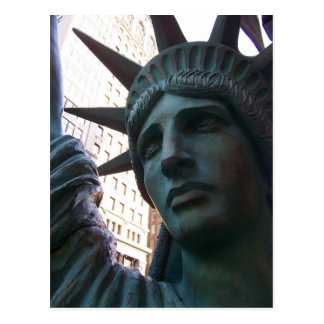Staute of Liberty Postcard