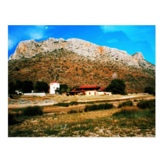 Stavros- Crete photography Colette Guggenheim Postcard