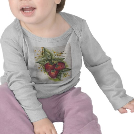 stawberry tee shirts