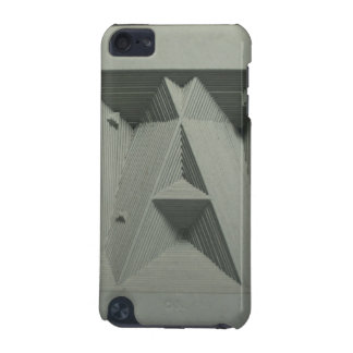 Stax design for letter A iPod Touch (5th Generation) Case