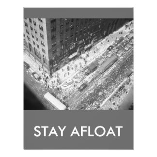 Stay Afloat Flyer