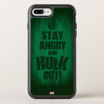 Stay Angry And Hulk Out OtterBox Symmetry iPhone 8 Plus/7 Plus Case