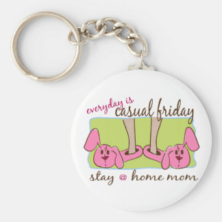 Stay at Home Mom Key Chains