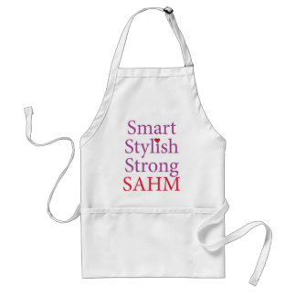 Stay At Home Mom - SAHM Adult Apron