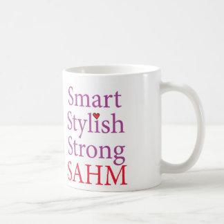 Stay At Home Mom - SAHM Coffee Mug