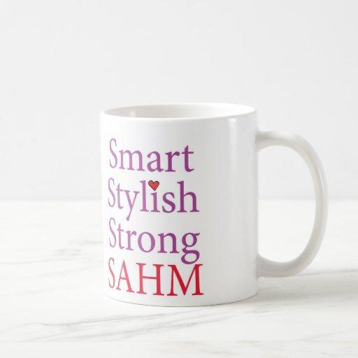 Stay At Home Mom - SAHM Coffee Mugs