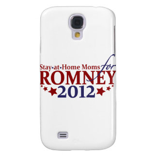 Stay-at-Home Moms for Romney 2012 Samsung Galaxy S4 Case