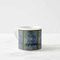 Stay Awake Owl Espresso Cup