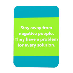 Advice Quotes Flexi Magnets Zazzle