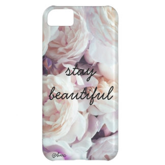 Stay Beautiful Case iPhone5