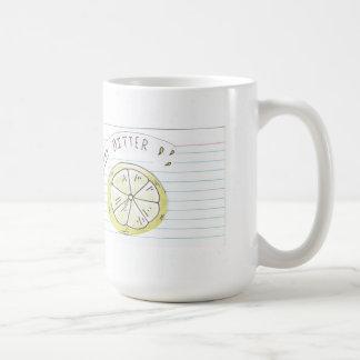 Stay Bitter Mug