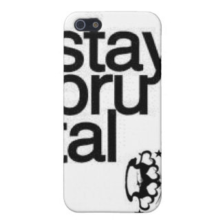 stay brutal, brass knuckles cases for iPhone 5