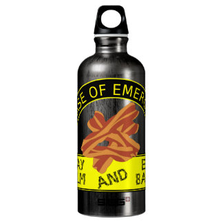 Stay Calm and Eat Bacon Liberty Bottle SIGG Traveler 0.6L Water Bottle