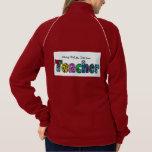 Stay Calm. I'm a teacher! Jacket