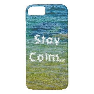 Stay Calm iPhone 8/7 Case