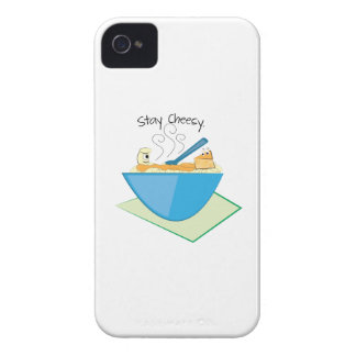 Stay Cheesy iPhone 4 Case