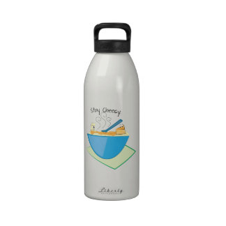 Stay Cheesy Drinking Bottle
