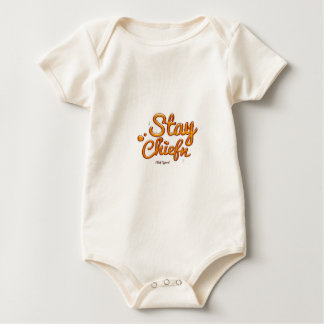 Stay Chiefn Baby Bodysuit